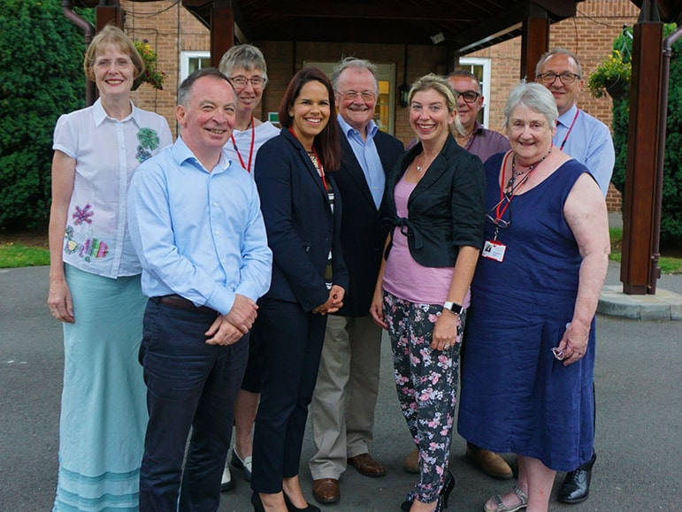 The Myton Hospices Meet the Team Crops Trustees Channel Image