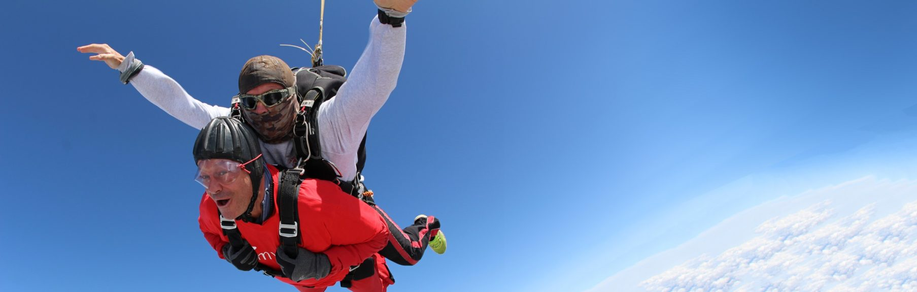 The Myton Hospices Skydive Leamington Warwick Coventy Rugby Hospice Care UK Challenge Event