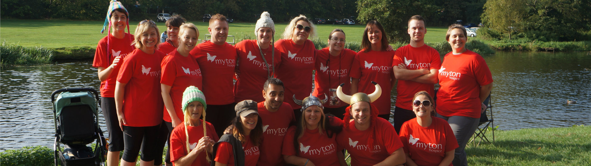 The Myton Hospices - Warwick Leamington Coventry Rugby - Fundraising