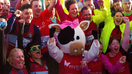 The Myton Hospices Hospice Event Running Coventry Half Marathon Free Places Header