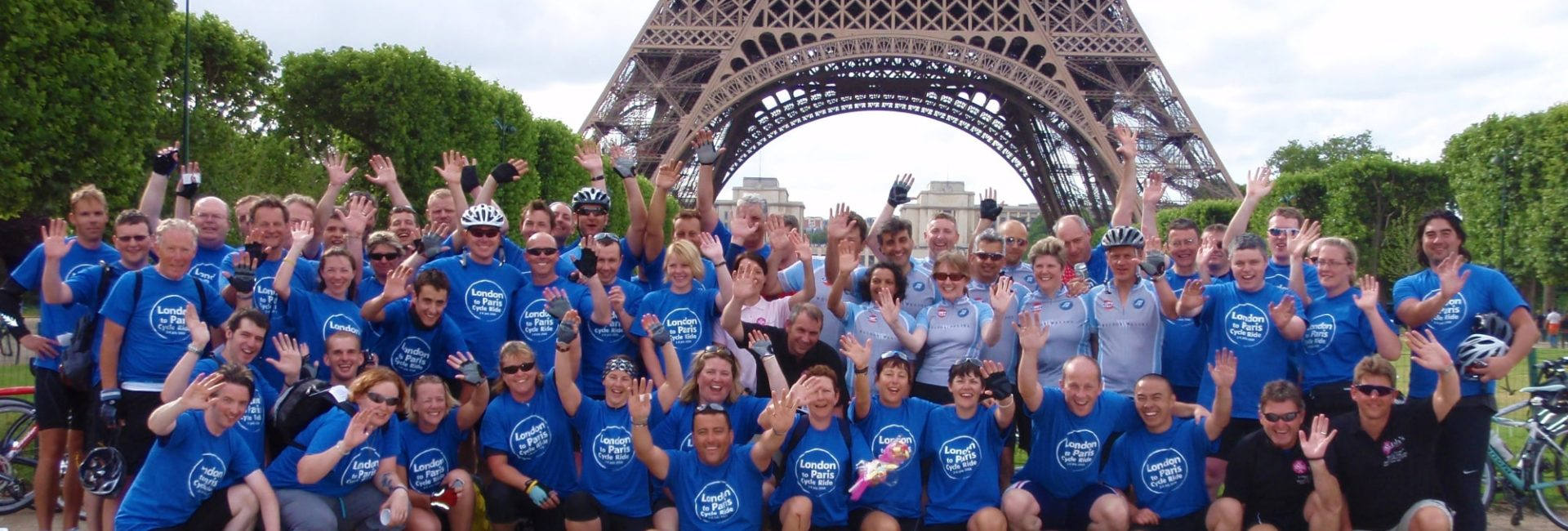 London to Paris Cycle Challenge The Myton Hospices Hospice Warwick Coventry Leamington Spa Rugby