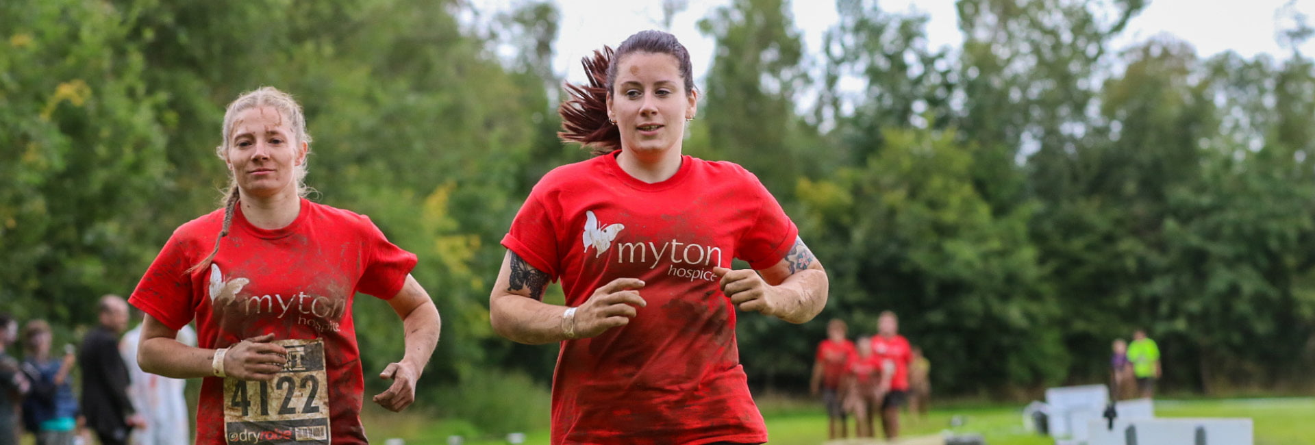 Mud 7 2019 - Challenge Event - The Myton Hospices