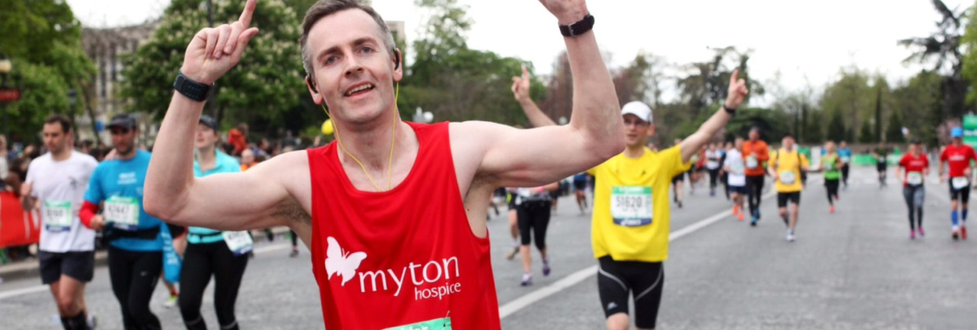 The Myton Hospices Ultimate Challenge Series