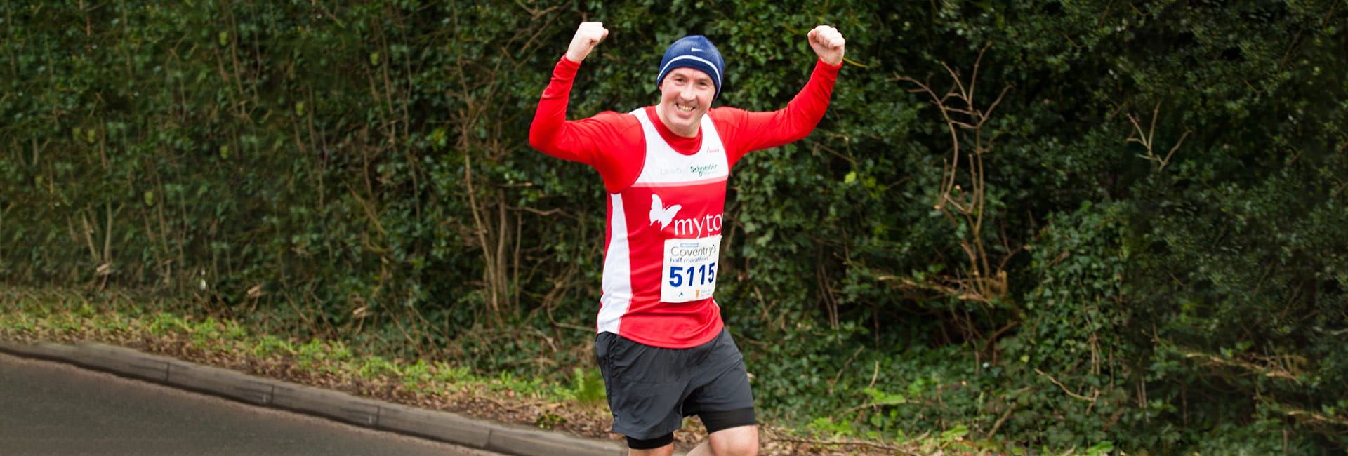 The Myton Hospices - Running Challenge Events Flex Slider