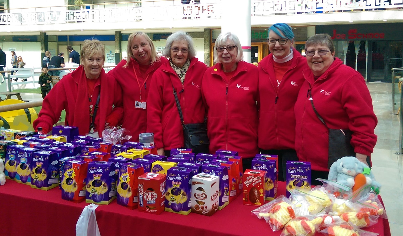 Easter Eggs Coventry Support Group