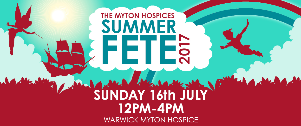 The Myton Hospices Summer Fete 2017 Flex Slider Leamington Spa Warwick Coventry Rugby Warwickshire