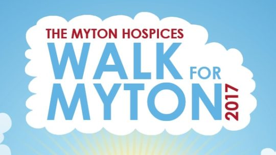 The Myton Hospices - Walk for Myton 2017 Leamington Warwick Coventry Rugby