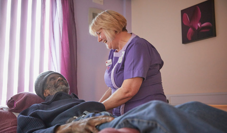 Complementary Therapy - The Myton Hospices