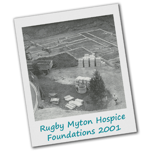 The Myton Hospices Celebrate 35 Years Birthday Anniversary Leamington Warwick Rugby Coventry