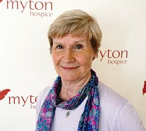 Anna Trye The Myton Hospices Meet the Team Trustee