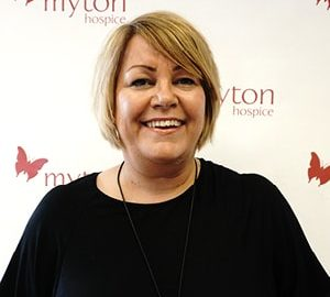 The Myton Hospices Louise Careless Meet the Team Warwick Coventry Rugby