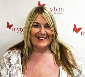 The Myton Hospices Claire McDowell Meet the Team Warwick Coventry Rugby
