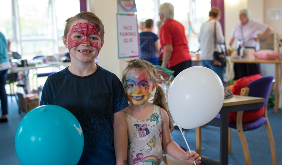 The Myton Hospices Coventry Summer Fayre Blog Header Coventry Support Group