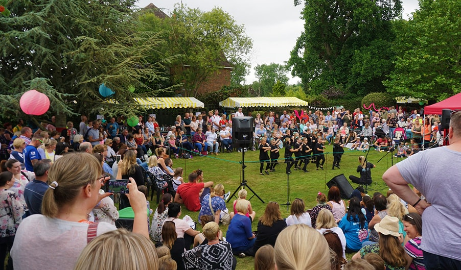 The Myton Hospices - Summer Fete 2017 Blog Header Warwick Coventry Leamington Spa Rugby