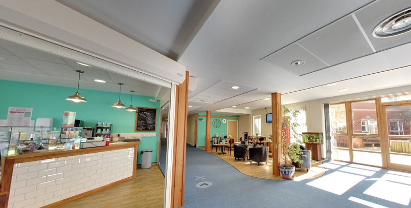 The Myton Hospices - Virtual Tours Warwick Coventry Rugby