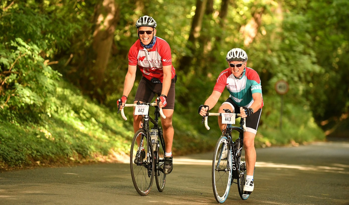 The Myton Hospices Cycle Challenge Warwick Coventry Rugby Blog Header