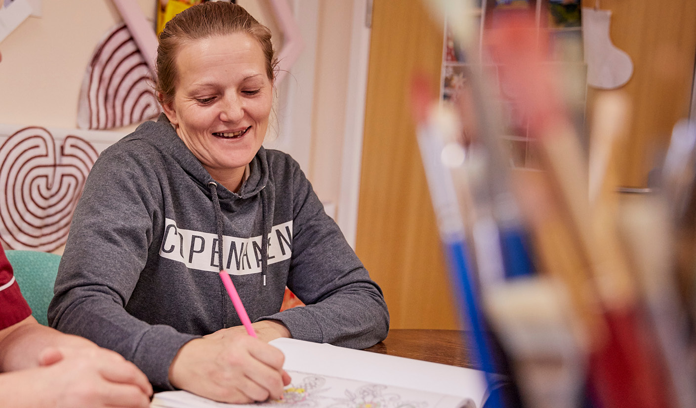 Art Therapy - The Myton Hospices