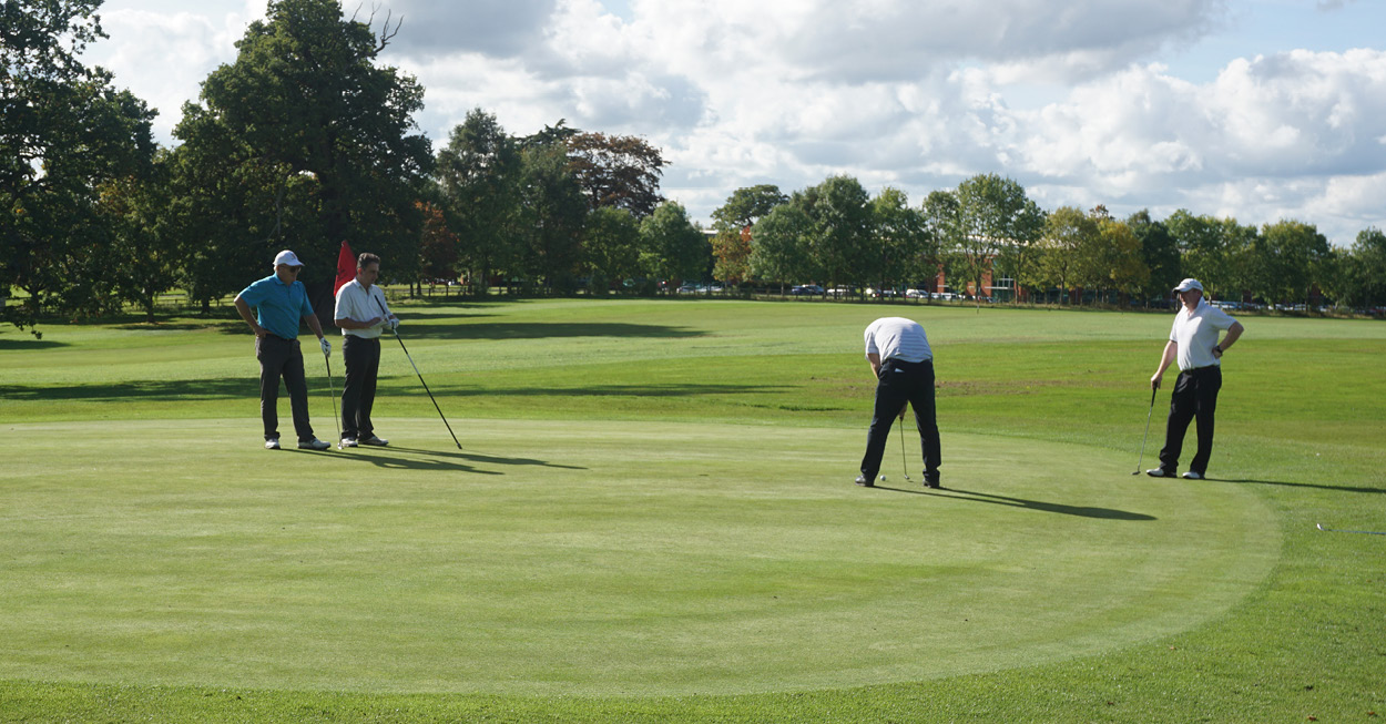 Golf Day - The Myton Hospices - Event