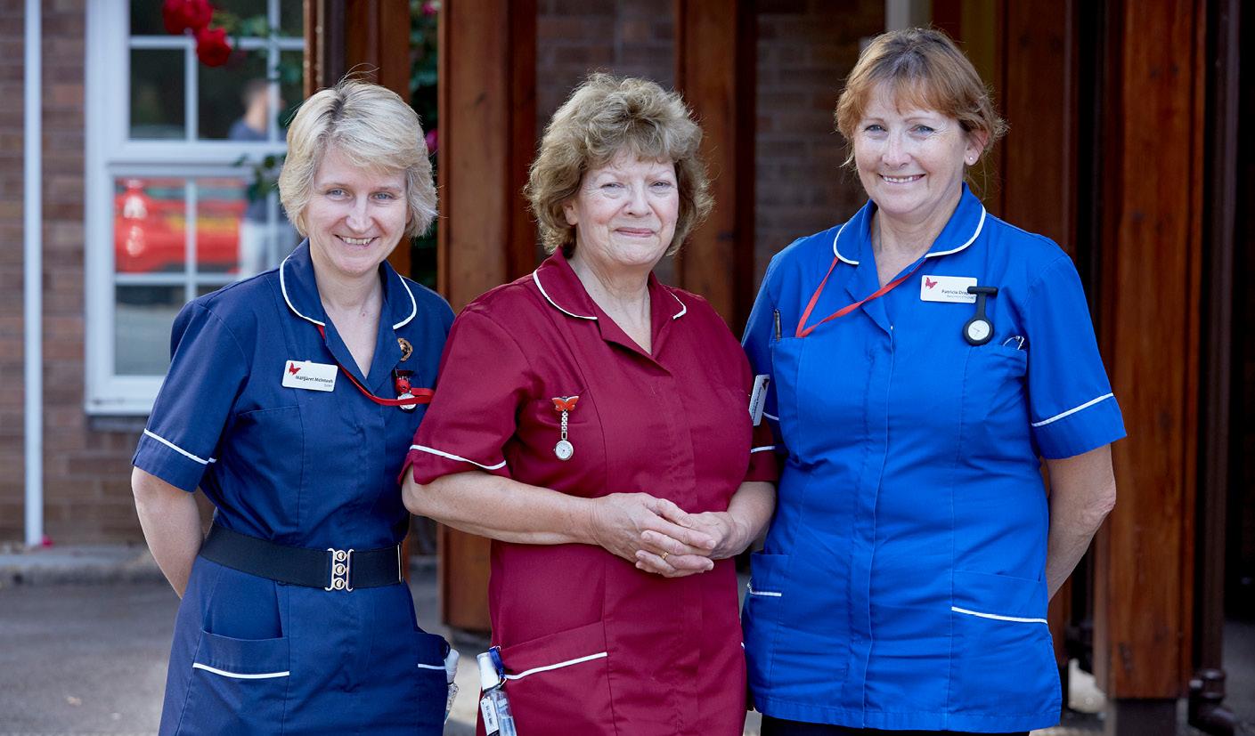 Hospice UK - Survey - The Myton Hospices - Hospice Care