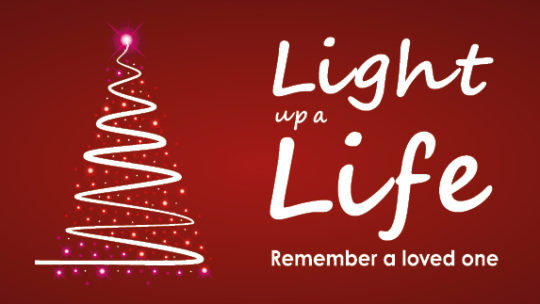 The Myton Hospices - Light up a Life 2018 LUAL - Warwick Coventry Rugby Leamington Spa Warwickshire Channel Image