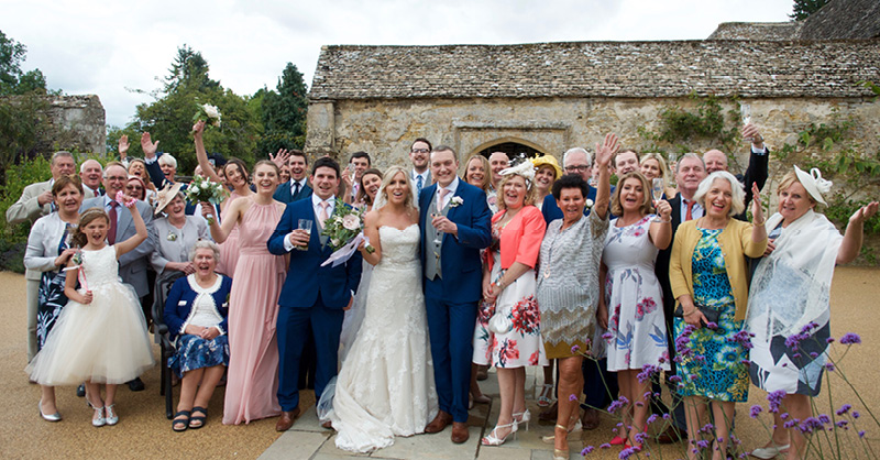 Cara Ismay Poole - Wedding - The Myton Hospices