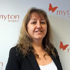 Jan Jones The Myton Hospices Meet the Team Crops Education
