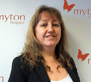 Jan Jones The Myton Hospices Meet the Team Crops Education