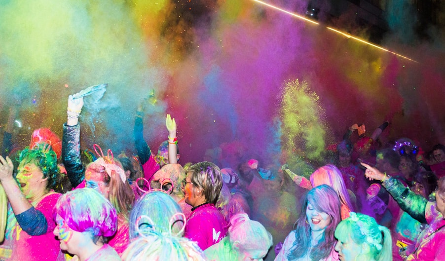 The Myton Hospices - Glow in the City 2018 Blog Header - Coventry