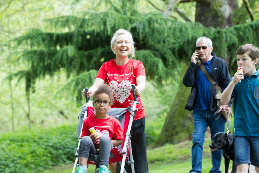 The Myton Hospices - Gallery - Walk for Myton
