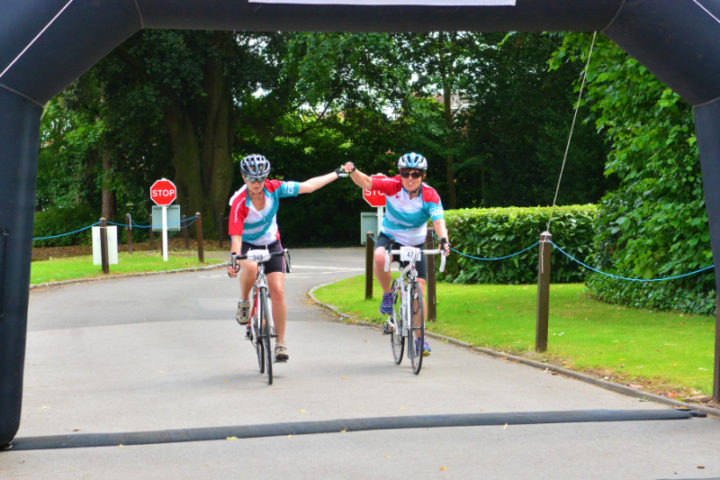 The Myton Hospices - Cycle Challenge Gallery