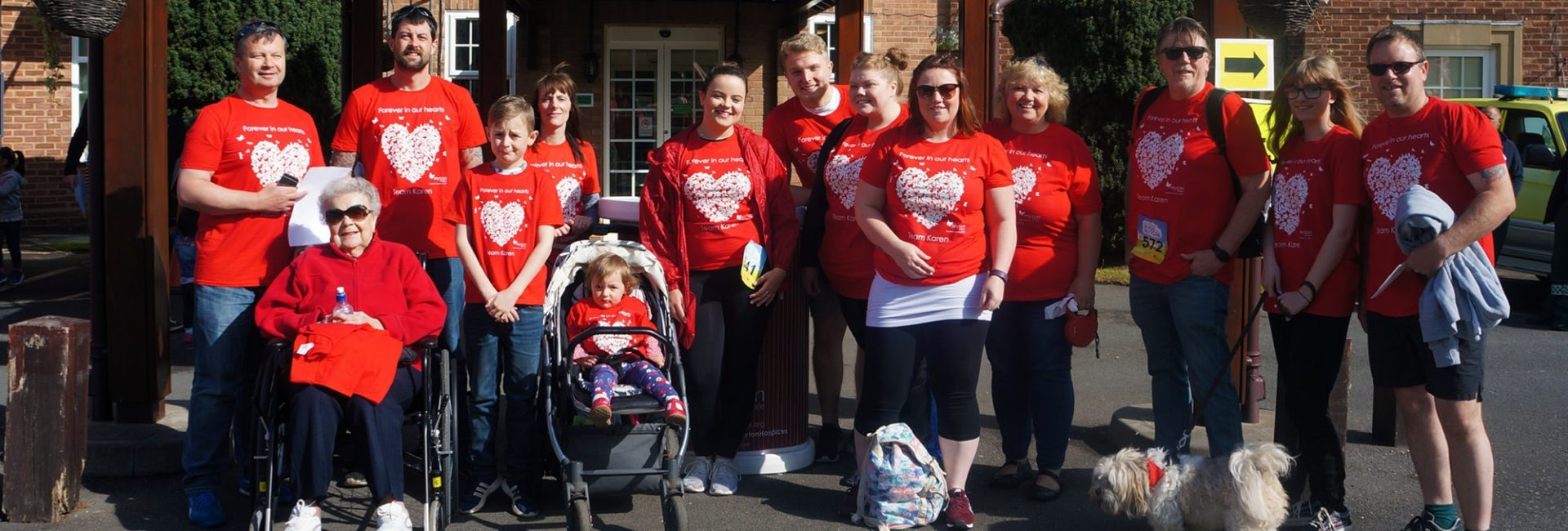 The Myton Hospices Walk For Myton Channel Image Warwick Coventry Rugby Leamington Spa