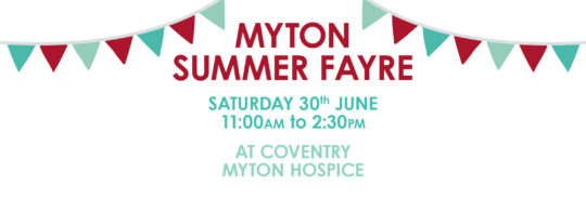 Coventry Myton Hospice - The Myton Hospices - Summer Fayre