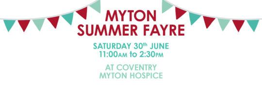 Coventry Myton Hospice - The Myton Hospices - Summer Fayre