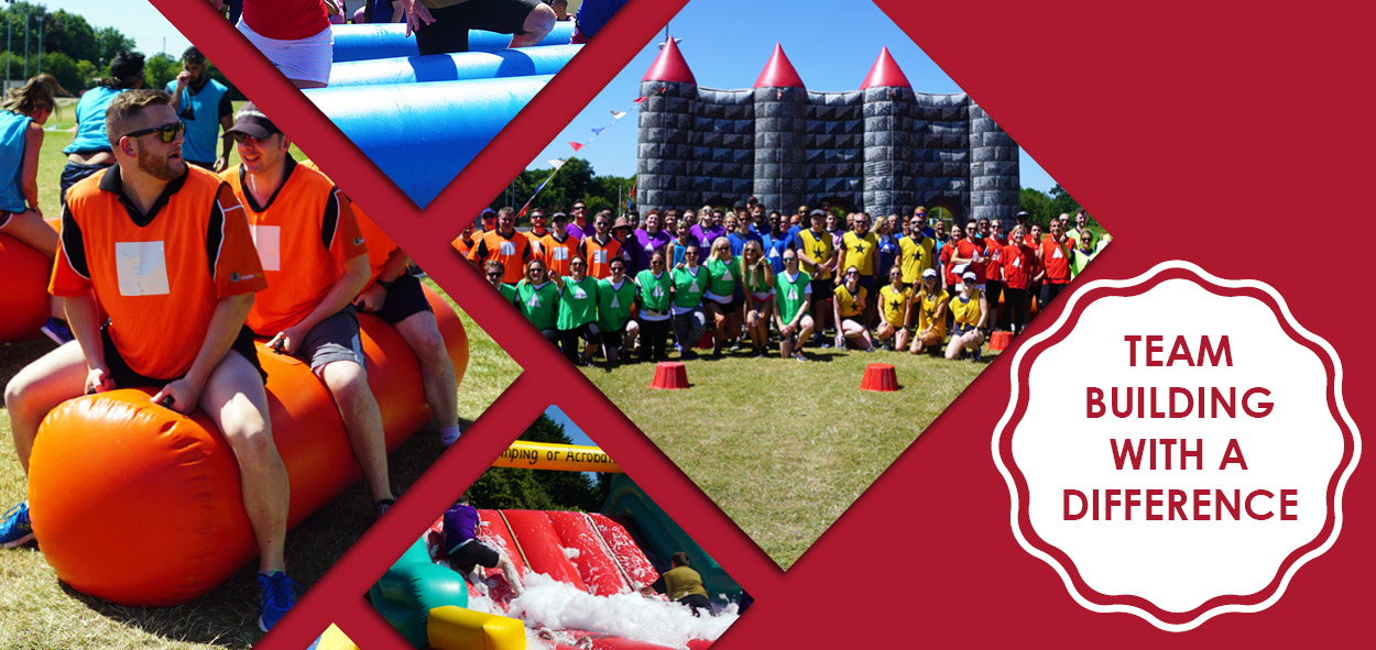 The Myton Hospices - It's a Knockout 2019 - Mid Page Banner