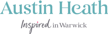 The Myton Hospices - Summer Fete 2018 - Sponsor - Austin Heath Logo CMYK