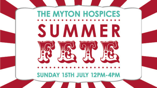 The Myton Hospices - Summer Fete 2018 Channel ImageThe Myton Hospices - Summer Fete 2018 Channel Image