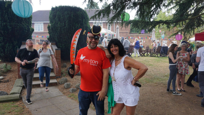 The Myton Hospices - Summer Fete