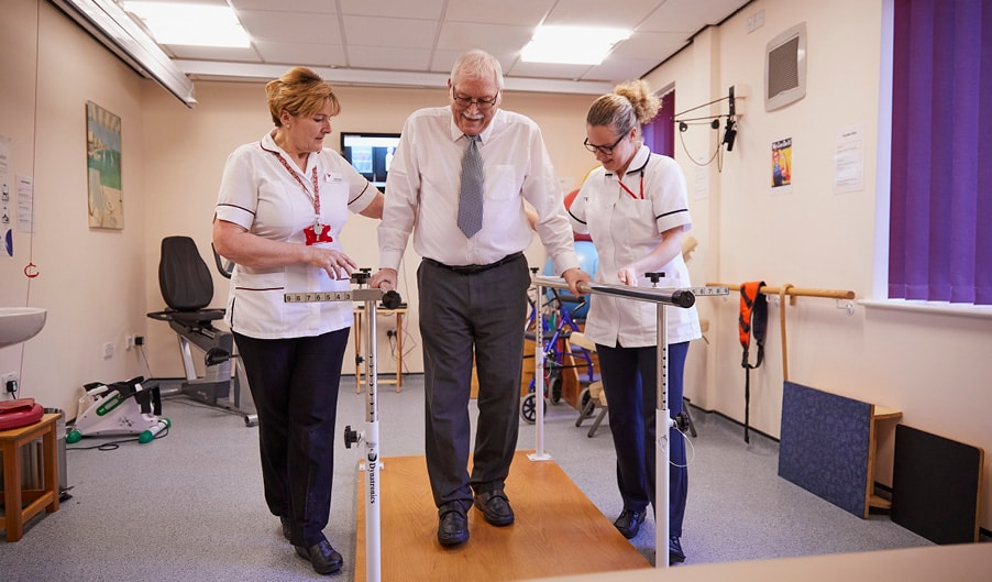 The Myton Hospices - Physiotherapy - Warwick Coventry Rugby Leamington Spa Warwickshire - Blog Header