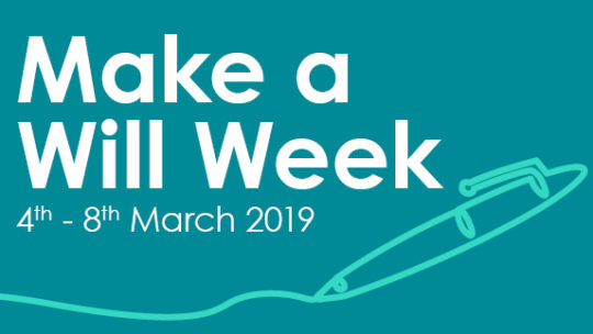 The Myton Hospices - Make A Will Week 2019 MAWW Channel Image