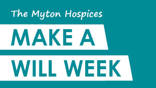 The MytoThe Myton Hospices MAWW Make a Will Week 2019 - Channel Imagen Hospices MAWW 2019 - Channel Image
