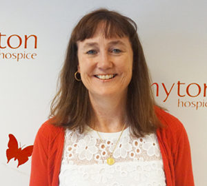 The Myton Hospices - Meet the team - Learning and Development - Sue 72DPI Crop - Warwick Leamington Spa Coventry Rugby Warwickshire