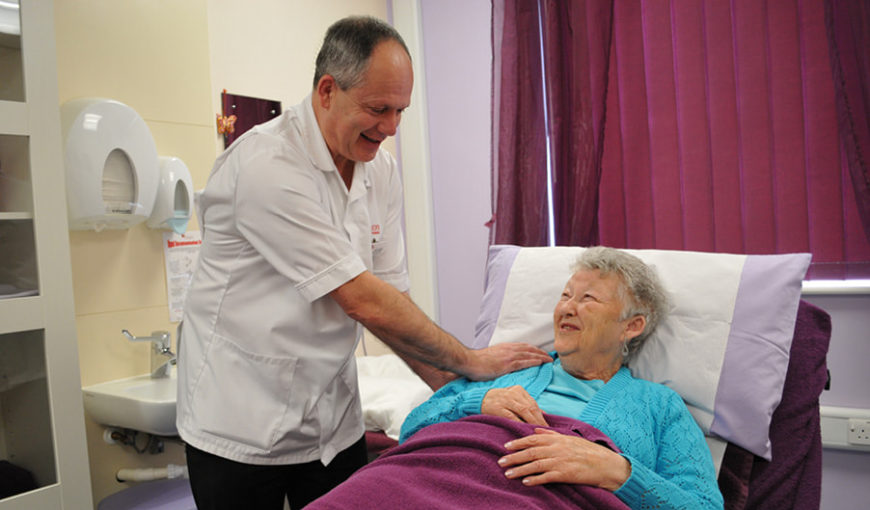 Jerry Lennon - Complementary Therapy - The Myton Hospices