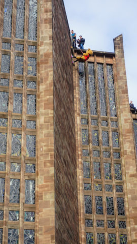 The Myton Hospices - Abseil 2018 - Gallery Photo