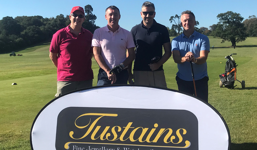 The Myton Hospices - Golf Day 2018 - Corporate Event