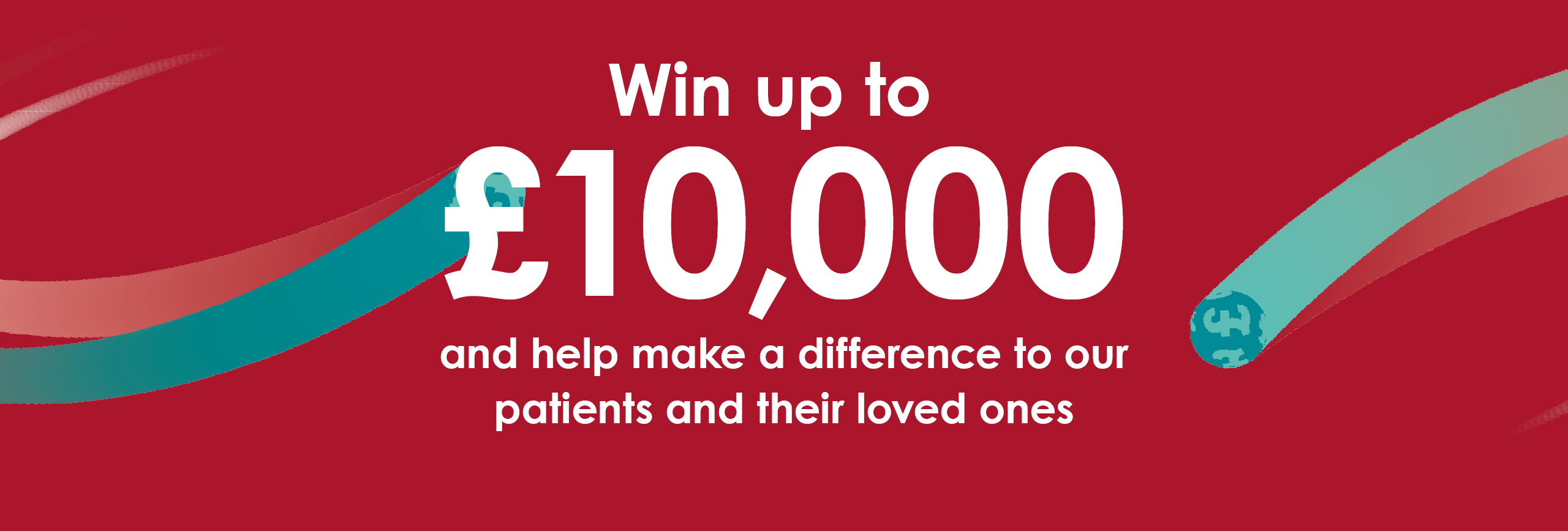 The Myton Hospices - Join our lottery today and you could win £10,000