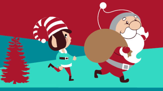 The Myton Hospices - Santa Dash 2018 - Channel Image