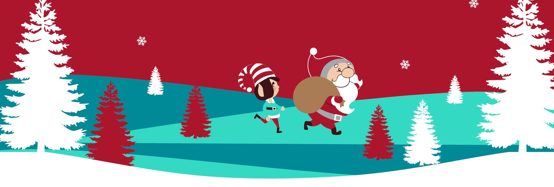 The Myton Hospices - Santa Dash 2018 - Leamington Spa Victoria Park - Warwick Coventry Rugby Warwickshire - Flex Slider