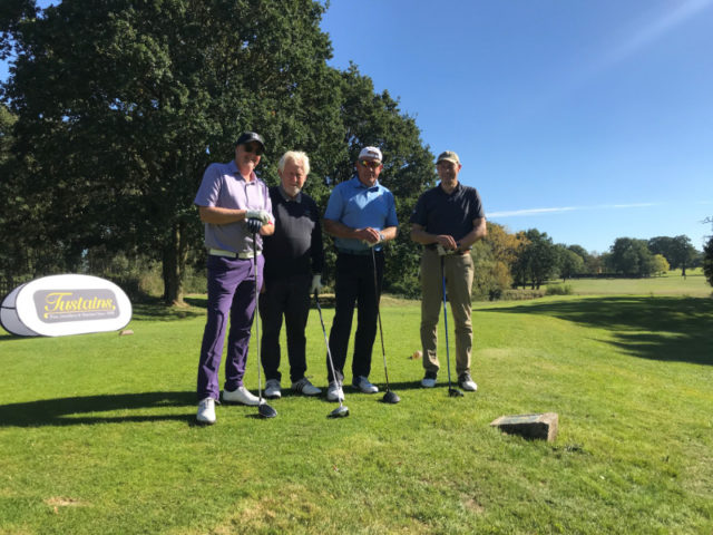 The Myton Hospices - Charity Golf Day 2018 - Corporate Event
