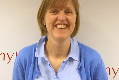 Verity O'Donnell - Meet The Team - The Myton Hospices - Fundraising