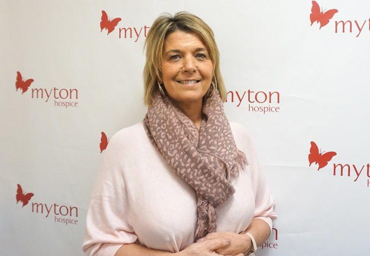 The Myton Hospices - Internal News - Ruth Freeman CEO - Header